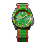 Montre BLANKA – Seiko x Street Fighter
